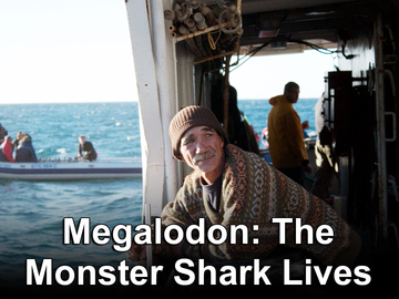 Megalodon: The Monster Shark Lives - Show page - TV Listing | Zap2it