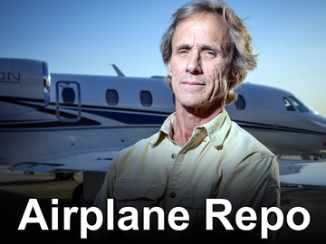 Airplane Repo - Repo Rat Race
