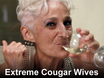 Extreme cougars The cougar craze just got a lot crazier SheKnows